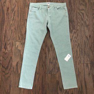 ASOS Denim Sea foam Green Skinny Jeans